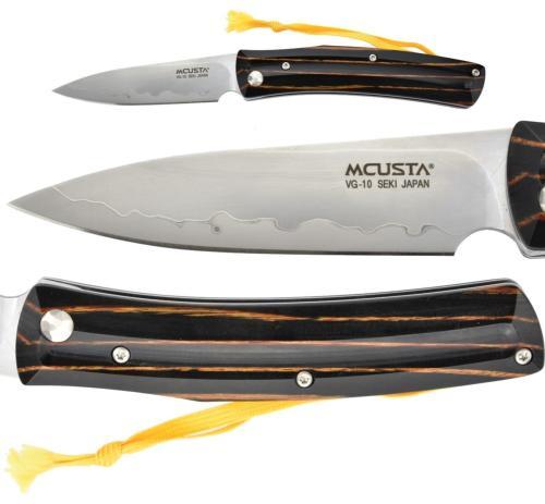 Couteau Japonais Pliant Higonokami Mcusta Mc 192c Vg10