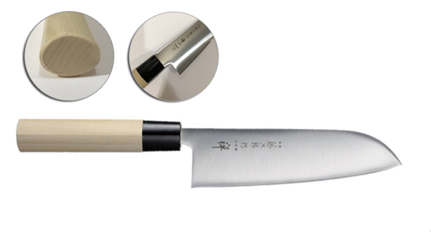 Les couteaux de cuisine made in Japan ! - Page 6 COUTEAU-JAPONAIS-TOJIRO-ZEN-SANTOKU-16-CM-FD-567