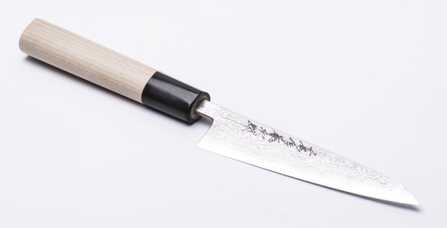 couteau japonais tojiro handmade vg 10 office. Black Bedroom Furniture Sets. Home Design Ideas